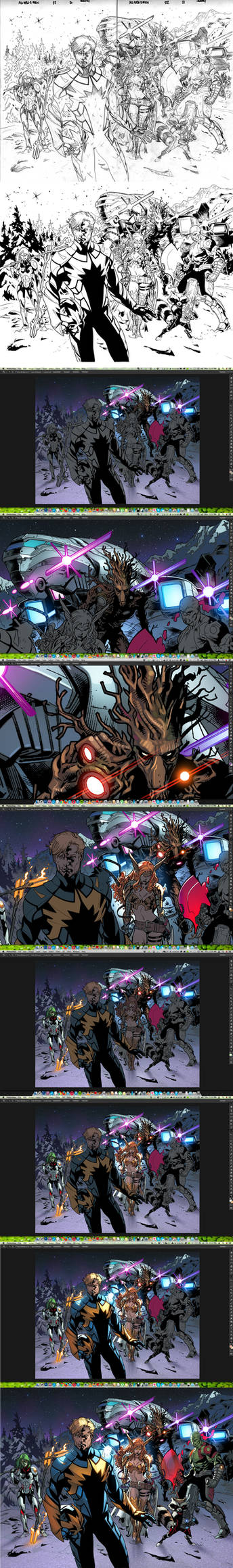 Guardians PROCESS!