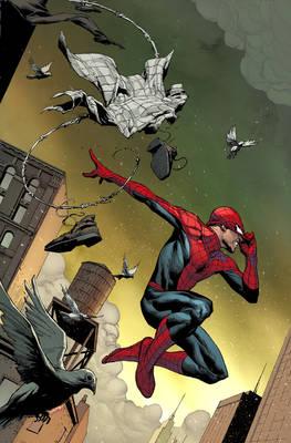 PETER PARKER!