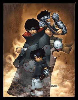 Zabuza-Itachi-Sasuke