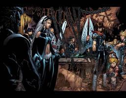 Xmen AOApokalipse FinalVersion by MarteGracia