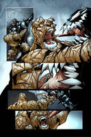 The Thing by MarteGracia