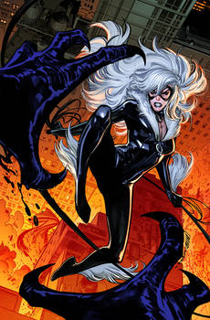 BLACK CAT 01 Cover!