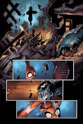 Venom chit chat by MarteGracia