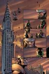Chrysler Building 6 pm.