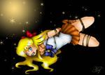 Minako -Sailor Venus- Tied