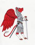 Mai by redwolfgirl