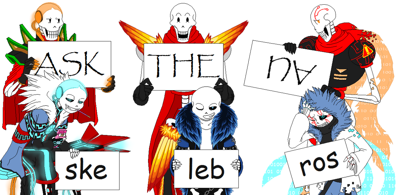 .:Ask the AU Skelebros!:.