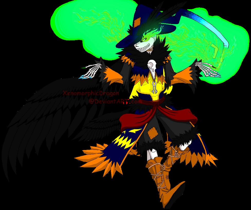 .:Beware the Hallows:. by XenomorphicDragon