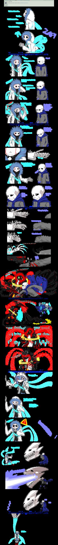 .:Ask AU Skelebros #4:. by XenomorphicDragon