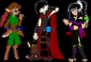 .:Teens of Grimtear:.
