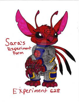 Experiment 628 Sara