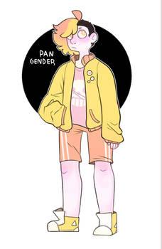 Pangender Colors