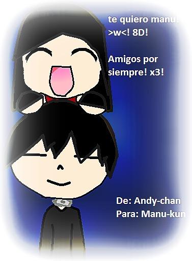 Regalo para mi padre y amigo xd by andy chan12 on deviantart for Regalos para mi padre