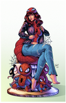 Mary Jane Color