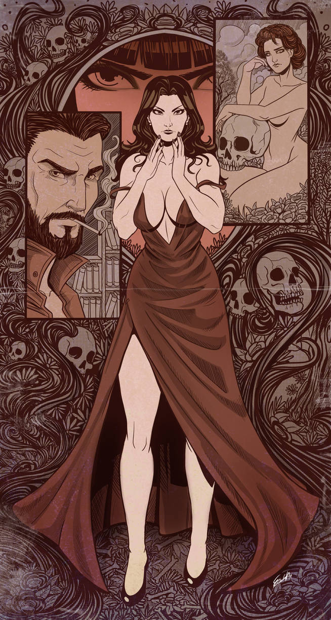 Deco Comic by EdgarSandoval