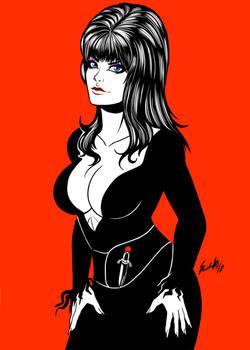 Elvira Mistress of the DarK