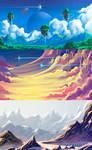 Landscapes Practice
