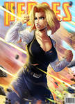 Android 18 by EdgarSandoval
