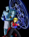 FMA : Let's do it brother
