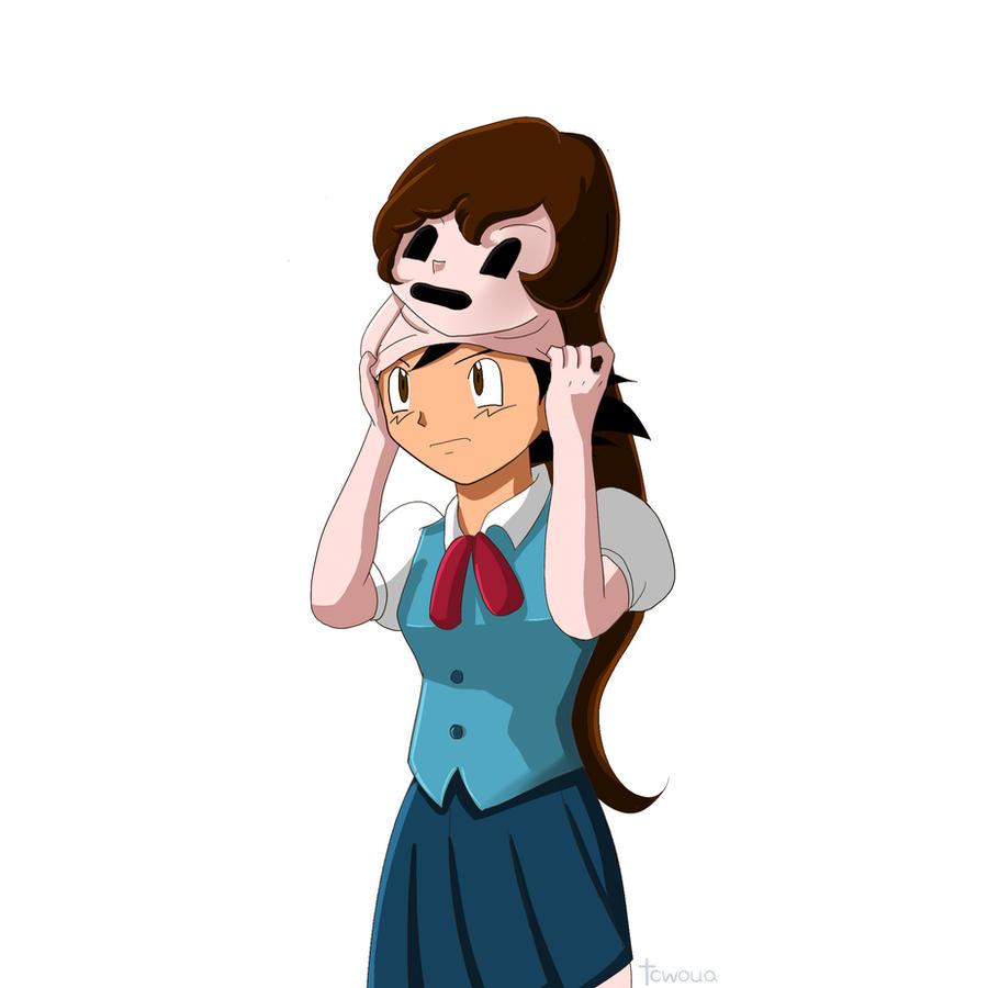 pokemon female ash porn