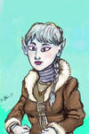 Elven-Monk
