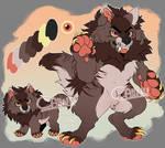 [CLOSED   SET PRICE] Werewolf Adopt