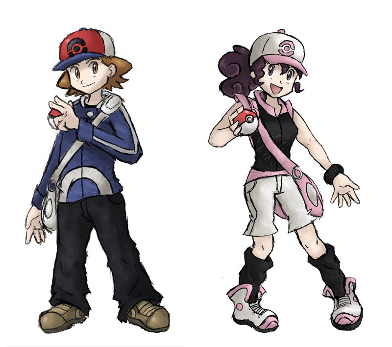 Pokémon Black & White Versions Discussion [DS]