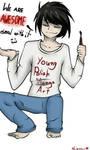 #YoungPolishMangaArt by Meimaru