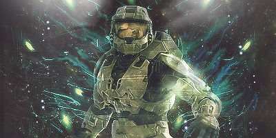 Halo by Mr-BsUnY
