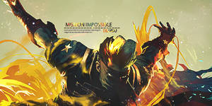 Impossible Man by Mr-BsUnY