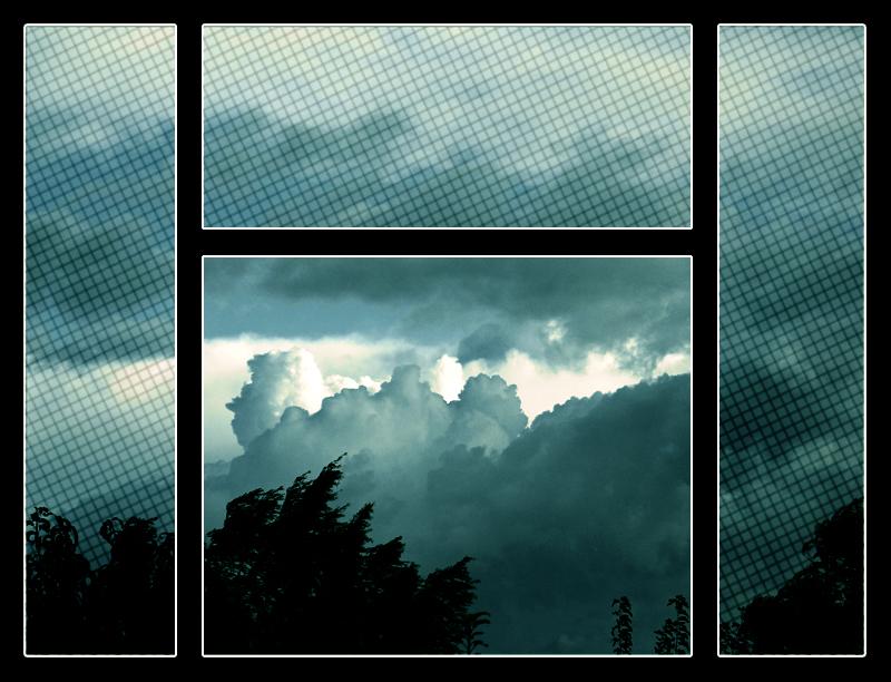 window on the sky by bisiobisio