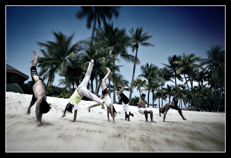 Capoeira by bisiobisio