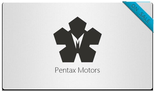 Pentax Mortors Logo by bisiobisio