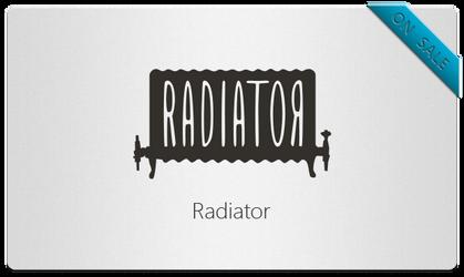 Radiator Logo by bisiobisio