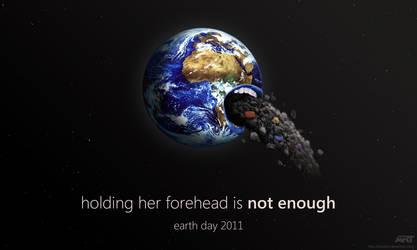 Earth day 2011 by bisiobisio