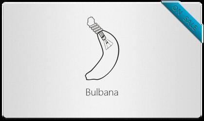 Bulbana Logo by bisiobisio