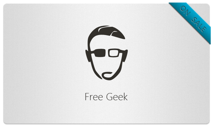 Free Geek logo by bisiobisio