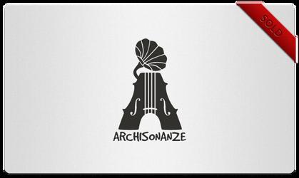Archisonanze Records Logo by bisiobisio