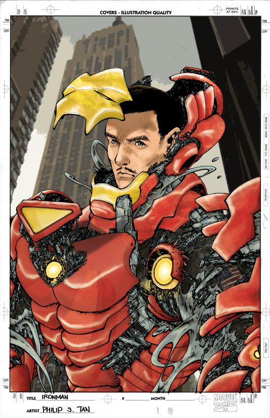 Iron Man - Work in Progress by bisiobisio