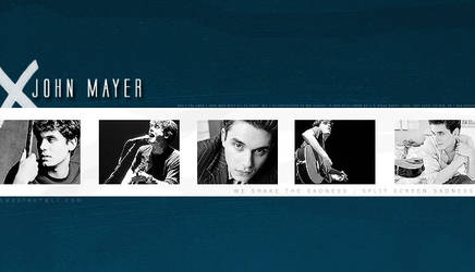 John Mayer Snap Shots. by suzieliciouz