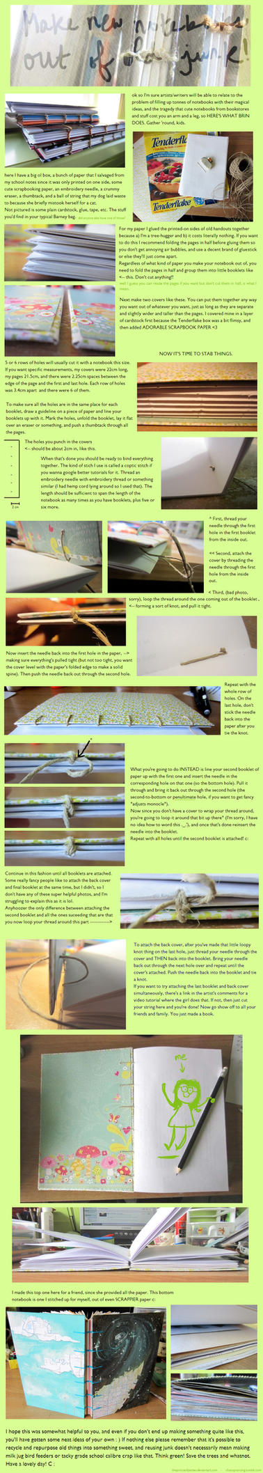 a handy notebook tutorial by ThePrinceOfParties