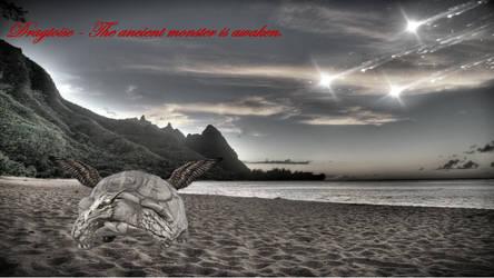 Dragtoise - the ancient monster is awaken