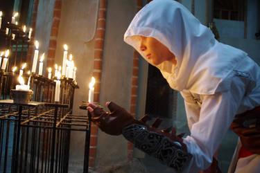 Candle light by Elaedan
