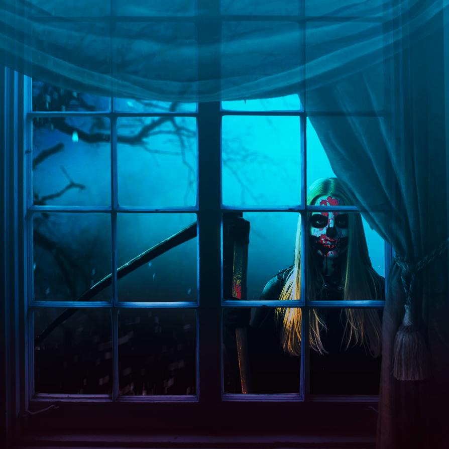 Loira do Escuro by elizabetydg