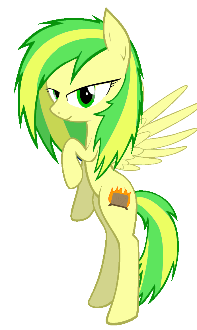 Glaze - Two hooves (Vector) by SunflowerTwix