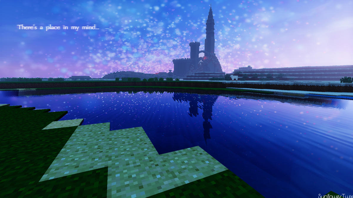 [Minecraft] 'There's a place in my mind' by SunflowerTwix