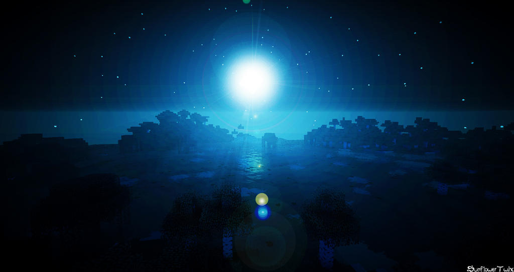 [Minecraft] 'Night 01' by SunflowerTwix
