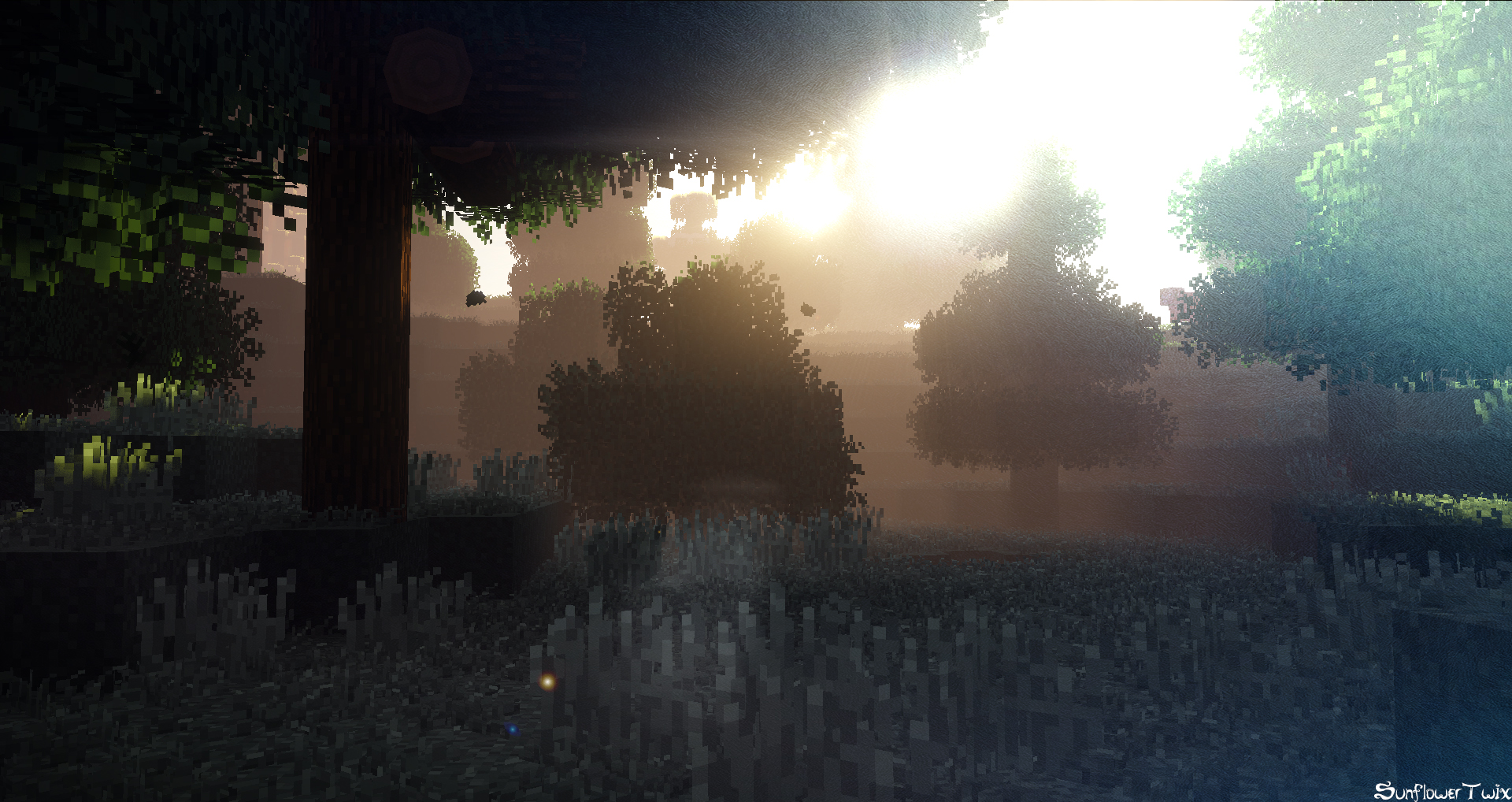 [Minecraft] 'Morning 02' by SunflowerTwix