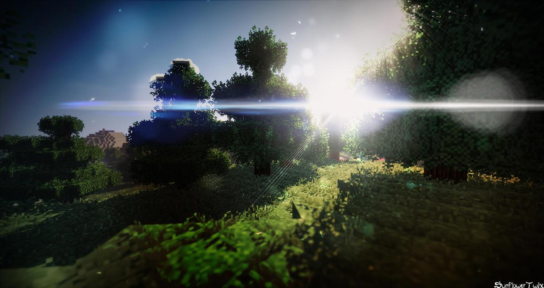 [Minecraft] 'Morning 03' by SunflowerTwix