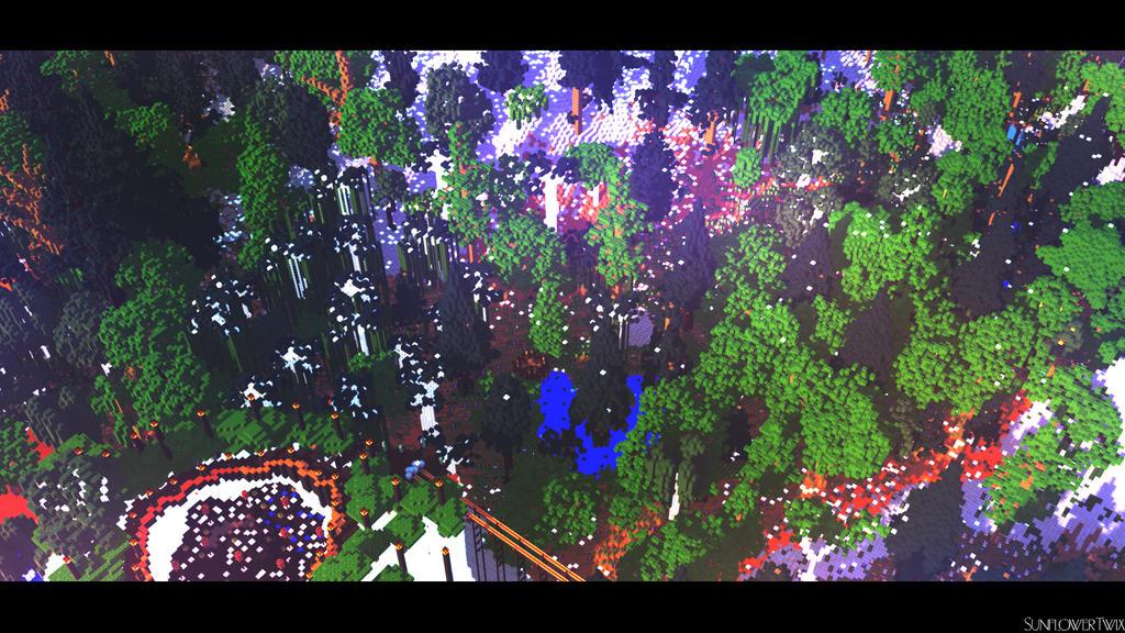 [Minecraft] 'Skilliant' by SunflowerTwix